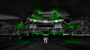 green bugatti images of neon green bugatti veyron sc