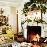 Christmas Decorations  House  Garden