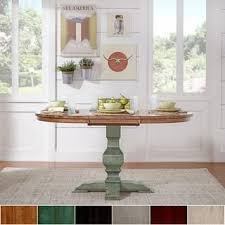 distressed dining room u0026 kitchen tables shop the best deals for