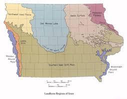 Iowa Counties Map Des Moines Lobe U2013 Iowa Geological Survey