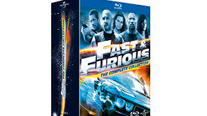 blu ray boxed set of all five fast and furious movies announced