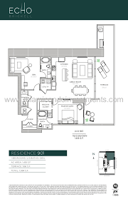 Echo Brickell Floor Plans | echo brickell floor plans