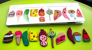 very hungry caterpillar felt board imagine our life