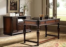 home office writing desk kingston plantation 2 piece traditional home office writing desk