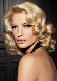 fantastic curly hairstyles for medium length hair women hairstyles