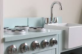 Kitchen Sink Play White Play Kitchen Diy Projects