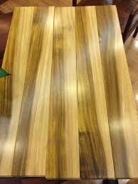 multi color iroko hardwood flooring