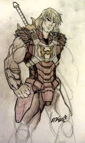 dc comics he man redesign stranger days