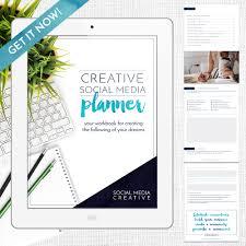 social media planner creative social media planner social media creative