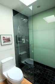 Glass Wall Panels Bathroom Modern With Bowl Sink Glass Backsplash - Backsplash glass panels