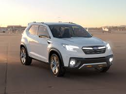 subaru viziv 2016 2019 subaru forester previewed by viziv future concept between