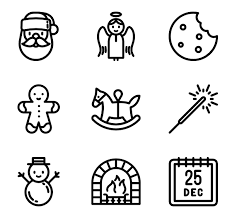 16 ornament icon packs vector icon packs svg psd png eps