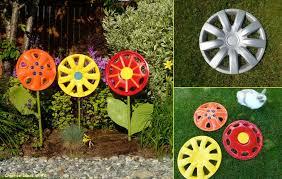 diy creative garden ornament fabdiy
