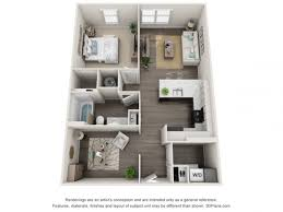 one bedroom house floor plans 1 2 bed apartments st johns lofts