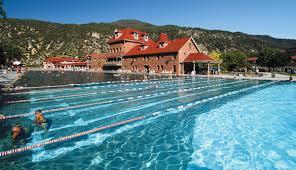 Glenwood Springs Colorado Map by Glenwood Springs Co World U0027s Largest Springs Pool My Rocky