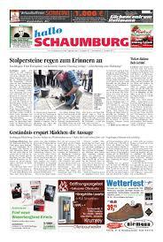 Wetter Bad Nenndorf 7 Tage Hallo Schaumburg Vom 8 Oktober 2011 By Schaumburger Nachrichten