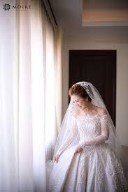 wedding dress surabaya hwadianto meli by fifi firianty bridestory