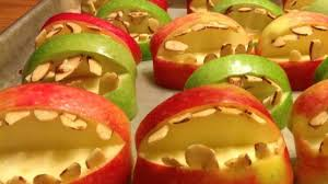 fruit treats fruit apple teeth treats recipe allrecipes