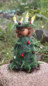 needle felted christmas fairy fairies u0026 gnomes pinterest