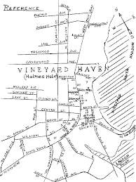 maps of tisbury and dukes county ma