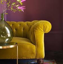 10 stunning velvet upholstered chesterfield sofas london design