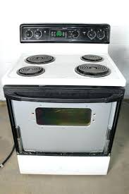 Ge Profile Ceramic Cooktop Replacement Kitchen Ge Spectra Stove Parts Pertaining To Household Electric