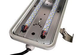 illuminazione industriale led frp 00143 illuminazione esterna clicled plafoniera led 120cm