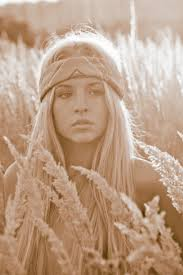 bandana hippie pretty hippie model nature sepia bandana luunars