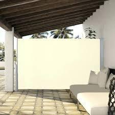 windschutz fã r balkone seitenmarkise fur terrasse bildergebnis fa 1 4 r dach terrasse
