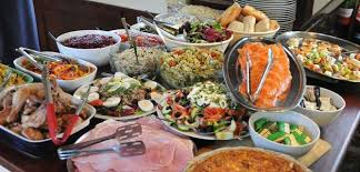 Lunch Buffet Menu Ideas by Ocean Fresh Simi U2013 Good Food And Good Drinks