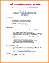 Mcdonalds Resume Sample by 7 Education Section Of Resume Example Cashier Resumes