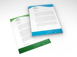 Business Letterhead Design Vector 12 Free Letterhead Templates In Psd Ms Word And Pdf Format