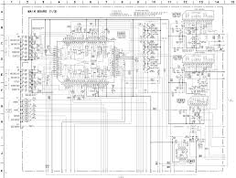 sony fm stereo receiver str de245 smps circuit diagram factory