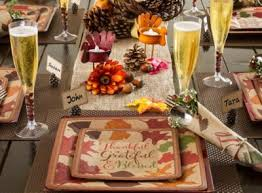 thanksgiving decorating ideas city