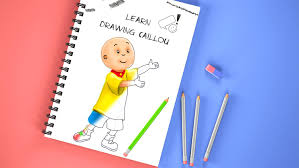learn how to draw caillou 1 1 0 apk download android educational
