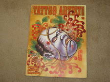 tattoo magazine back issues in english ebay