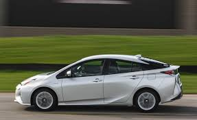 toyota prius petrol consumption 2017 toyota prius in depth model review car and driver
