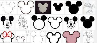 diy mickey mouse glitter tee loving