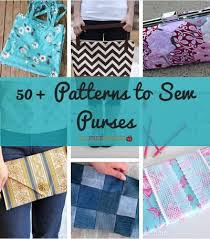 50 patterns to sew purses allfreesewing