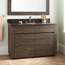 White Wall Cabinet Bathroom Bathroom Cabinets Teak Wood Bathroom Vanity 60 Inch Bathroom