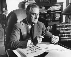 the great american stamp collector fdr