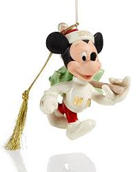 lenox disney ornament collection for
