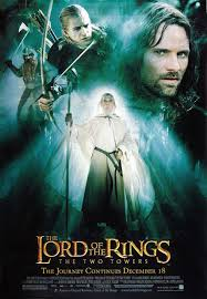 Lord Of The Rings Decor Qunexc The Lord Of The Rings The Two Towers Movie Art Silk Poster