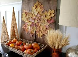 fall home decor decorations on a budget