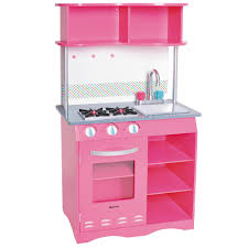 Kitchen Set Kenmore Wooden Kitchen Set Faucet Handles Are Pink For And