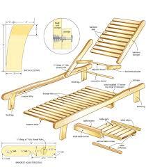 Home Workshop Plans Unique Decoration Outdoor Lounge Chair Plans Reclining Lounge