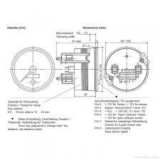 vdo temp gauge wiring diagram with magnet wiring diagrams