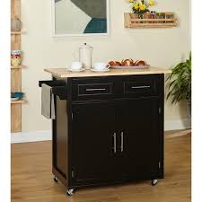 rolling kitchen island simple living malibu modern rolling kitchen island free shipping