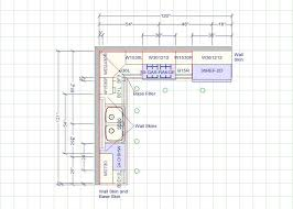 X  Kitchen Layout  X  Standard Kitchen Dimensions - Standard kitchen cabinet