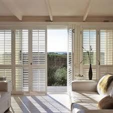Shutter Blinds Lowes Modernize Your Sliding Glass Door With Sliding Plantation Shutters